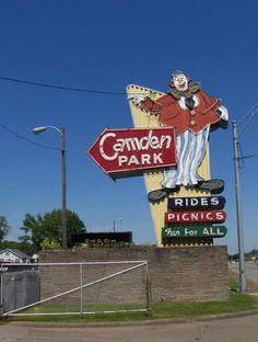 Camden Park Huntington, West Virginia