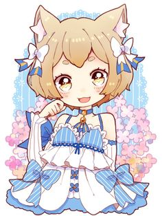 Cutest anime trap of all time. Anime Chibi, Kawaii Anime, Kawaii Chibi, Cute Chibi, Kawaii Art, Anime Art, Re Zero Felix, Neko, Felix Argyle