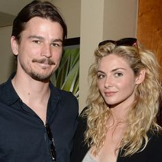 Josh Hartnett and Tamsin Egerton Welcome Their First Child!