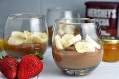 zdrave banany v cokolade