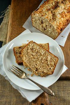 Authentic Suburban Gourmet: Cinnamon Coconut Bread