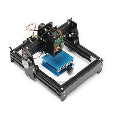 DIY Laser Engraving Machine Image Printer Metal Steel Iron Stone Engraver for sale online Diy Laser Engraver, Laser Engraving, Image Printer, Cnc Router Machine, Woodworking, Carving, Steel, Toys, Mini