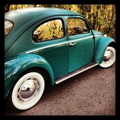Great old VW!