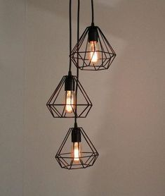 While looking for a lamp for your house, your options are nearly endless. While looking for a lamp for your house, your options are nearly endless. Get the most suitable living room lamp, be Handmade Chandelier, Pendant Chandelier, Pendant Lighting, Cage Pendant Light, Edison Lighting, Industrial Pendant Lights, Lampe Edison, Led Lampe, Kitchen Lighting