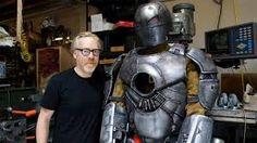 Iron Man - First Suit - Adam Savage