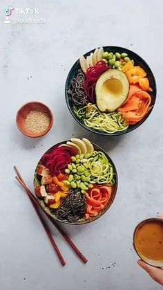 Vegane Asia BOWL - Expolore the best and the special ideas about Budget freezer meals Healthy Recipes On A Budget, Healthy Recipe Videos, Cooking On A Budget, Healthy Crockpot Recipes, Healthy Meals For Kids, Healthy Eating Recipes, Easy Healthy Dinners, Raw Food Recipes, Free Recipes
