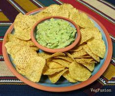 "Guacamole (or Guac as we call it sometimes) is a dip made out of avocados and chillies. It is an absolute Mexican classic which is creamy, zingy and quite kicky. However, the last one is up to you. We like it hot but not mind (or bum) numbingly hot. Recipe Notes for Guacamole: A Mexican… <a href=""http://vegfusion.org/guacamole-mexican-classic/"" class=""more-link"">Continue reading <span class=""screen-reader-text"">Guaca..."