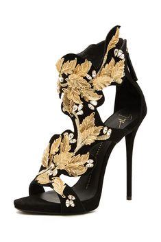 Style.com Accessories Index : Fall 2014 : Giuseppe Zanotti