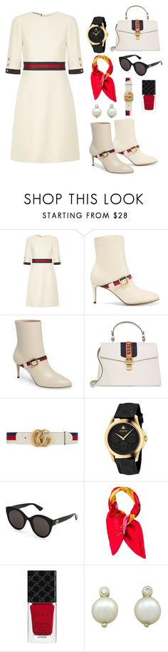 """All Gucci Man!💫"" by sanrosan ❤ liked on Polyvore featuring Gucci"