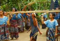 Traditional Dancing, Dokar Village, Flores, Indonesia Indonesia Fashion, Pacific Ocean, Southeast Asia, Citizen, Celebrations, Dancing, Dance, Prom