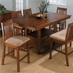 Cochrane Oak Dining Room Furniture
