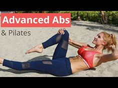 This 10 minute pilates home workout will trim our waists with advanced ab moves ! We're going to crush these core exercises - get ready for slimmed sides! Su...