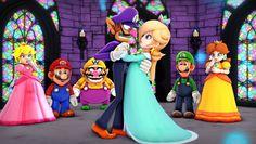 Mario And Luigi, Mario Kart, Mario Bros, Super Mario Princess, Princess Daisy, Mario Fan Art, Super Mario Art, Nintendo, Get A Girlfriend