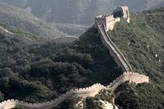 Number Three:  The Great Wall of China!
