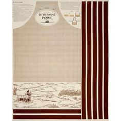 Little House On The Prairie Cotton Apron Quilt Fabric High Quality Cotton  #AndoverFabrics