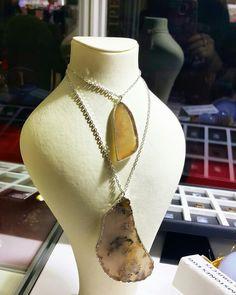 By ladyfery design gemstones
