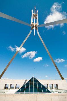 Australian Parliament House - Canberra