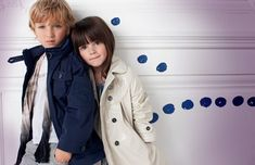 Burberry kids 2012