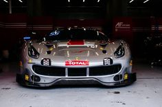 AF corse - Ferrari 488 GT3  So amazing… #becauseracecar #blancpaingt http://ift.tt/2nodJ7J