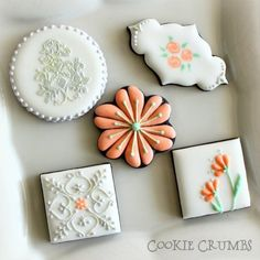 ~Cookie Crumbs~クッキー・クラムズのアイシングクッキー