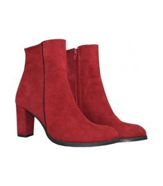 Leather Boots, Bootie Boots, Booty, Ankle, Shoes, Fashion, Moda, Swag, Zapatos