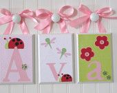 Cute Ladybug names--easy to make and in so many varieties.  @Jessica Ross