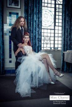 Robes de mariée Max Chaoul 2015