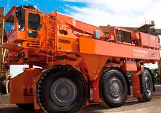 cresscarrier machine   Kress Straddle Carrier higher productivity