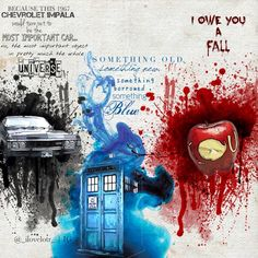 THE COOLEST SUPERWHOLOCK FANART EVER OMG