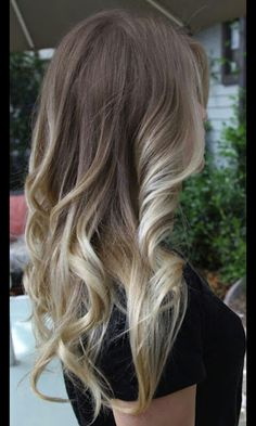 Thinking something like this for my hair- will be easy to look after and make my hair grow.