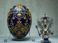 Fabergé created the egg as a tribute to (Tsarevich) Alexei. Unknown to all but the royal family, Alexei was expected to die of hemophilia and was at one point so close to death that the Russian Imperial Court had already drawn up his death certificate. When Alexei survived, Fabergé, who knew of the Czarevich's health, created the egg for Alexei's mother Czarina Alexandra Fyodorovna as a tribute to the miracle of his survival.