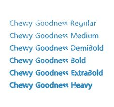 LRC Type Foundry - Chewy