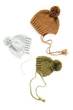 Crochet baby boy bonnet free pattern ideas for 2019 Crochet Baby Bonnet, Crochet Beanie Pattern, Crochet Patterns, Kids Crochet Hats Free Pattern, Baby Bonnet Pattern Free, Crochet Hat Earflap, Crochet Pillow, Headband Pattern, Hat Patterns