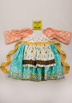 Mulberry Longsleeve Peasant Dress  $62.00  Item #: P15OD39