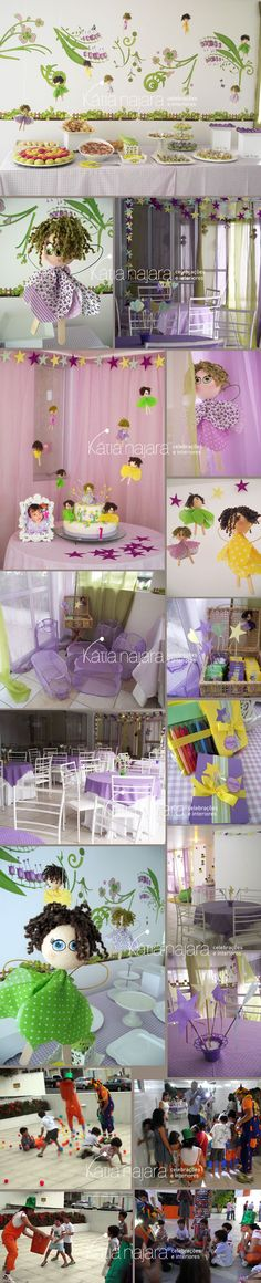 1 ano de fadinhas! / fairy party