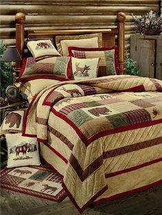Moose Quilt On Pinterest Wildlife Quilts Panel Quilts