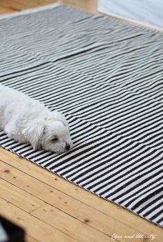 Tikau Stripe wool carpet: http://divaaniblogit.fi/charandthecity/2014/05/15/tikau_stripe_matto/