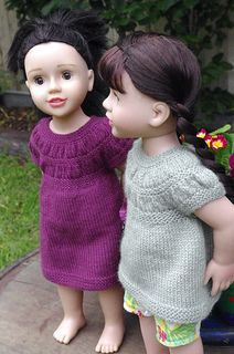 Ravelry: dolly cassia pattern by Georgie Hallam Knitting Dolls Clothes, Knitted Dolls, Doll Clothes Patterns, Doll Patterns, Knit Patterns, Pixie, Christmas Knitting Patterns, Arm Knitting, Knitting Ideas
