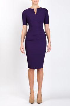 Lydia Short Sleeved Dress