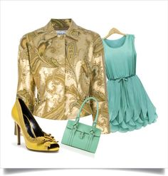 """""""gold apple"""" by ymonelos on Polyvore"""