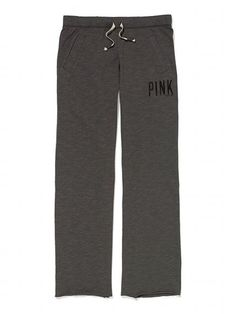 Victoria's Secret PINK Boyfriend Pant #VictoriasSecret http://www.victoriassecret.com/pink/sweats/boyfriend-pant-victorias-secret-pink?ProductID=94453=OLS?cm_mmc=pinterest-_-product-_-x-_-x