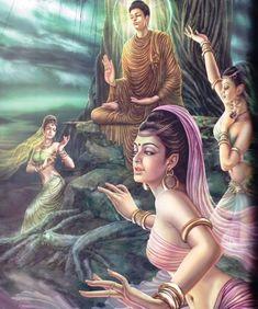 IV. Az asszonyok csábításának elhárítása (The World of Lord Buddha: Life Story Of Lord Buddha)