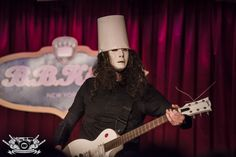 Buckethead Completes Two Night Stand at B.B. King's Blues Club & Grill