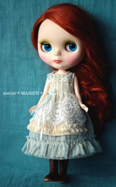 Blythe outfit - atelier Marion