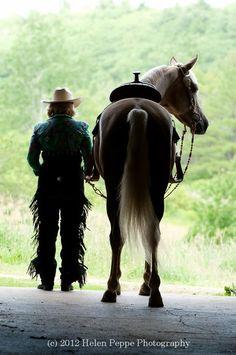 Western rider