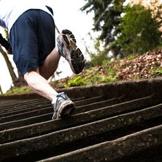 Ever tried a stair workout? Here's our best Seattle stair walks.
