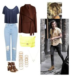 """Out with this fool"" by mischievoustyle on Polyvore"