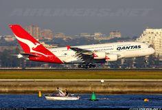 Airbus A380 Qantas A380, Airbus A380, Boeing 747, Australian Airlines, Air Tahiti, Private Plane, Double Decker Bus, British Airways, Aeroplanes