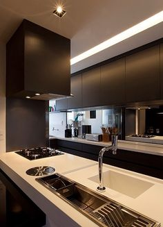 """Foto: Reprodução / GF Projetos   ❥""""Hobby&Decor """"   @hobbydecor/instagram   decor   interiordesign   arquitetura   art   kitchen"""