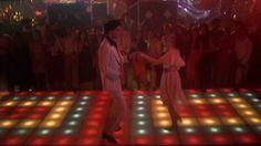 """""""More than a woman"""" (Bee Gees) de la banda sonora de la película """" Saturday night fever """" (1977) dirigida por John Badham e interpretada por John Travolta y Karen Lynn Gorney.#Música de #Cine"""